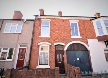 Thumbnail 2 bedroom terraced house for sale in Oxford Street, Rugby
