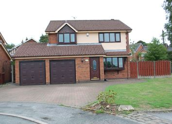 Thumbnail 4 bed detached house for sale in Abbeydale Close, Ashton-Under-Lyne