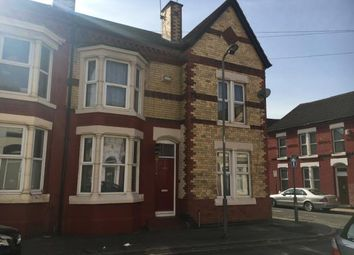 Thumbnail 2 bed terraced house for sale in Wykeham Street, Kirkdale, Liverpool
