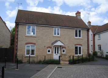 Thumbnail 4 bed detached house for sale in Jopp Close, Taw Hill, Swindon