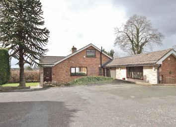 Thumbnail 3 bedroom semi-detached bungalow for sale in Croft Close, Prenton, Wirral