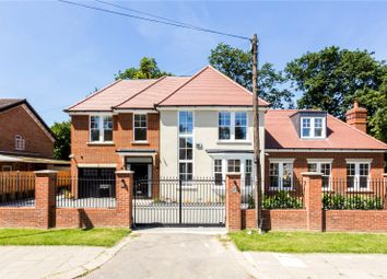 Thumbnail 6 bed detached house for sale in Denleigh Gardens, London