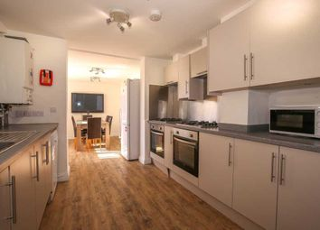 Thumbnail 4 bedroom flat to rent in Glen Park Avenue, Mutley, Plymouth