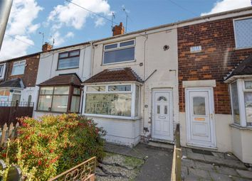 2 bed terraced house for sale in Lorraine Street, Hull HU8