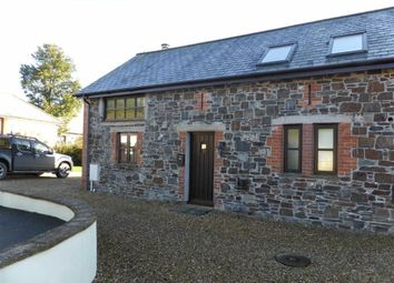Thumbnail 2 bed end terrace house to rent in Bradridge Court, Boyton, Launceston, Cornwall