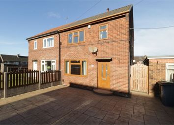 Thumbnail 2 bed semi-detached house for sale in Worral Avenue, Treeton, Rotherham, South Yorkshire