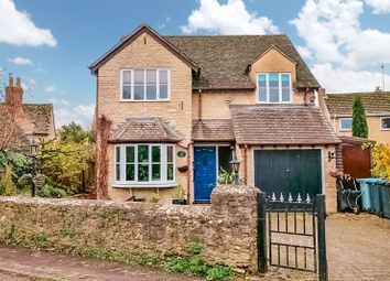 Thumbnail 4 bed detached house for sale in Bell Lane, Cassington, Witney