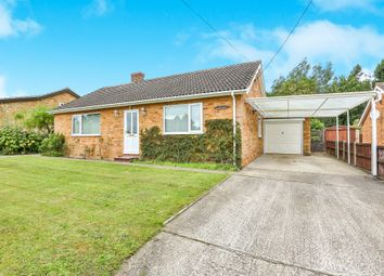 Thumbnail 3 bed detached bungalow for sale in Tanners Green, Garvestone, Norwich