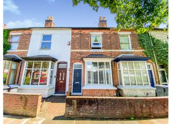 Thumbnail 2 bed terraced house for sale in Goosemoor Lane, Birmingham
