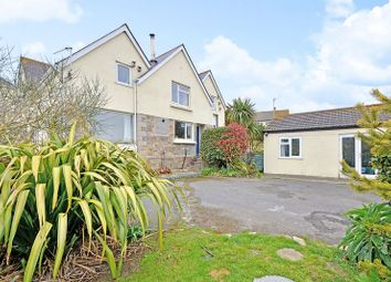 Thumbnail 4 bed semi-detached house for sale in St. Georges Hill, Perranporth