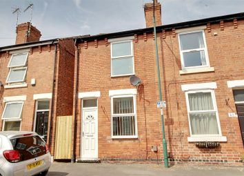 Thumbnail 2 bed terraced house for sale in Albert Avenue, Bobbersmill, Nottingham