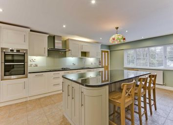 Thumbnail 5 bed detached house to rent in Earleswood, Cobham