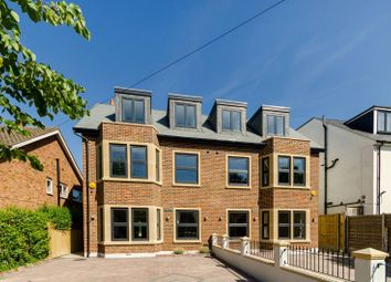 Thumbnail 5 bed semi-detached house for sale in Nelson Road, New Malden