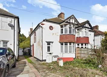 3 bed semi-detached house for sale in Links View Road, Shirley, Croydon, Surrey CR0