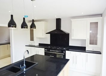 Thumbnail 4 bed detached house to rent in Dorking Road, Chilworth