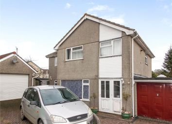 Thumbnail 4 bed detached house for sale in Polstain Crescent, Threemilestone, Truro