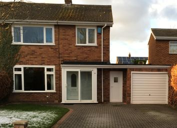 Thumbnail 3 bed semi-detached house for sale in Gatesheath Drive, Upton, Chester