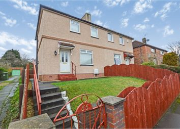 3 bed semi-detached house for sale in Glen Road, Glasgow G32
