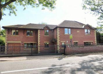 Thumbnail 4 bed detached house for sale in Gill Lane, Walmer Bridge, Preston