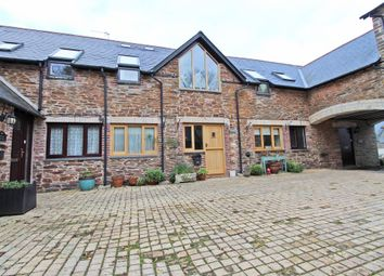 3 bed barn conversion for sale in Membland, Newton Ferrers, Plymouth PL8