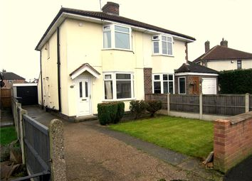 3 bed semi-detached house to rent in Huntley Avenue, Spondon, Derby DE21
