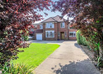 Thumbnail 5 bedroom detached house for sale in Eastfield Road, Peterborough