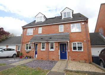 Thumbnail 3 bed semi-detached house for sale in Swale Close, Stevenage