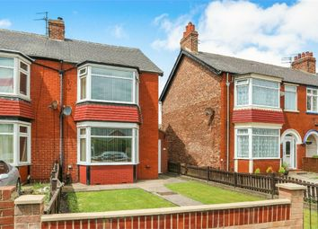 Thumbnail 3 bed semi-detached house for sale in Dene Grove, Redcar, North Yorkshire