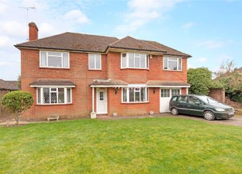 Thumbnail 4 bed detached house for sale in Hurstfield Drive, Taplow, Maidenhead