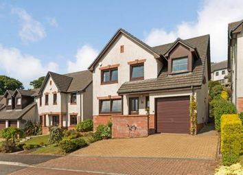Thumbnail 4 bed detached house for sale in Cubrieshaw Park, West Kilbride, North Ayrshire, Scotland