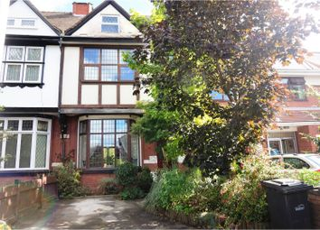 Thumbnail 4 bedroom terraced house for sale in Dudley Road, Dudley