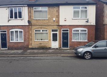 Thumbnail 3 bed terraced house to rent in Bainbridge Road, Warsop, Mansfield