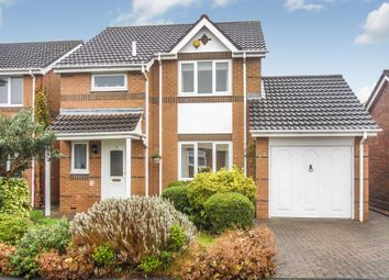Thumbnail 3 bed detached house for sale in Palmers Green, Forest Hall, Newcastle Upon Tyne