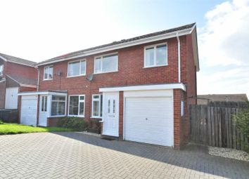 Thumbnail 3 bed semi-detached house to rent in Dowles Croft, Droitwich Spa, Worcestershire