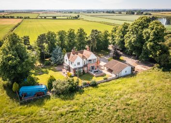 Thumbnail 4 bed detached house for sale in The Old Parsonage, Great North Road, Torworth, Retford, Nottinghamshire