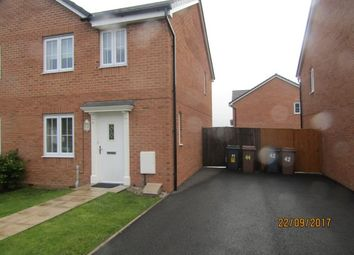 Thumbnail 3 bed terraced house to rent in Weavers Avenue, Frizington