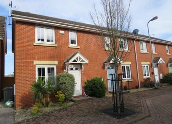 Thumbnail 3 bed end terrace house for sale in Maes Y Llech, Radyr, Cardiff