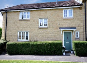 Thumbnail 3 bed terraced house for sale in Newington Close, Frome