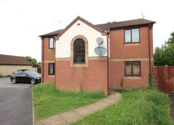 Thumbnail 1 bed flat for sale in Meadow Way, Bradley Stoke, Bristol