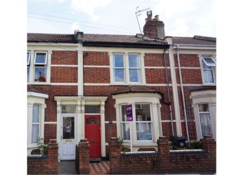 Thumbnail 3 bed terraced house for sale in Quantock Road, Windmill Hill