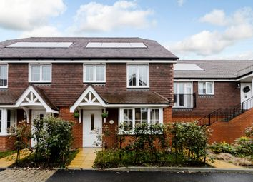 Thumbnail 3 bed end terrace house for sale in Nettle Grove, Lindfield, Haywards Heath, West Sussex