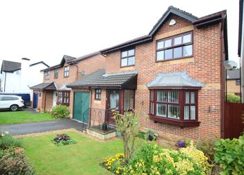 Thumbnail 3 bed detached house for sale in Glyndwr Gardens, Ysbytty Fields, Abergavenny