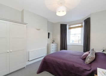 Thumbnail 2 bed flat to rent in Hugon Road, Fulham, London