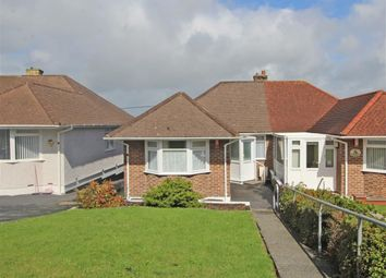 Thumbnail 2 bed semi-detached bungalow for sale in Marina Road, West Park, Plymouth
