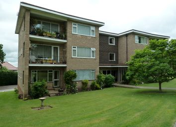 Thumbnail 2 bed flat for sale in Vesey Close, Four Oaks, Sutton Coldfield