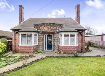 Thumbnail 3 bed bungalow for sale in Hartley Park Avenue, Pontefract