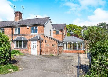Thumbnail 3 bed semi-detached house for sale in Green Lane, Little Shrewley, Hatton, Warwick
