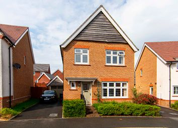 Thumbnail 3 bed detached house for sale in Highfield Rise, Trelewis, Treharris