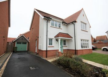 Thumbnail 4 bed detached house for sale in 12 Ford Close, Grimsby