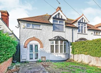Thumbnail 3 bedroom semi-detached house to rent in Station Road, Herne Bay